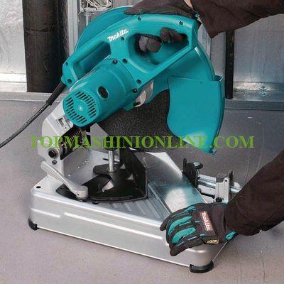 Настолна отрезна машина за метал Makita LW1400 2200 W, Ø 355 мм image