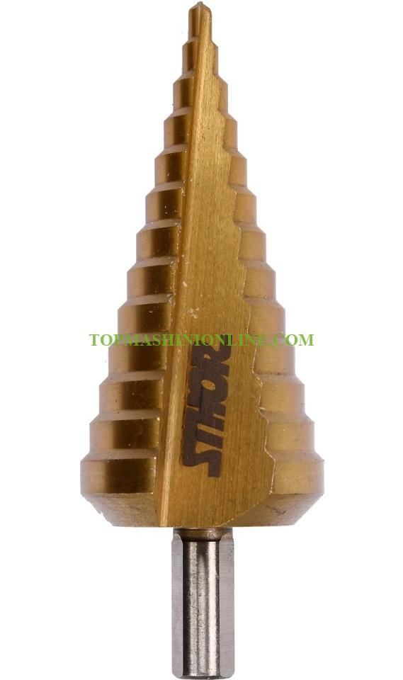 Конусно свредло за ламарина HSS Sthor 22613 Ø 4 - 39 мм image