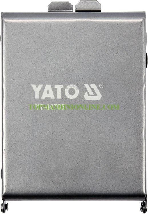 "Комплект универсални свредла за метал HSS Yato YT-44705 4 бр., с опашка 1/4"" image"