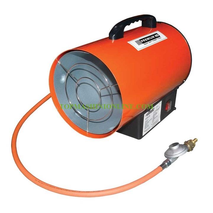 Газов калорифер 15 КW Premium GH15KW 300 m³/h image