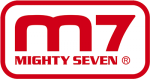 Mighty Seven M7 logo