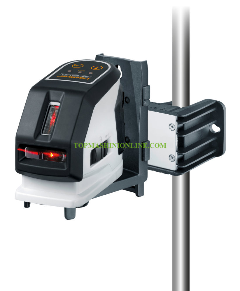 Линеен лазерен нивелир Laserliner MasterCross-Laser 2 20 м, 2 лъча, 0.2 мм/м image