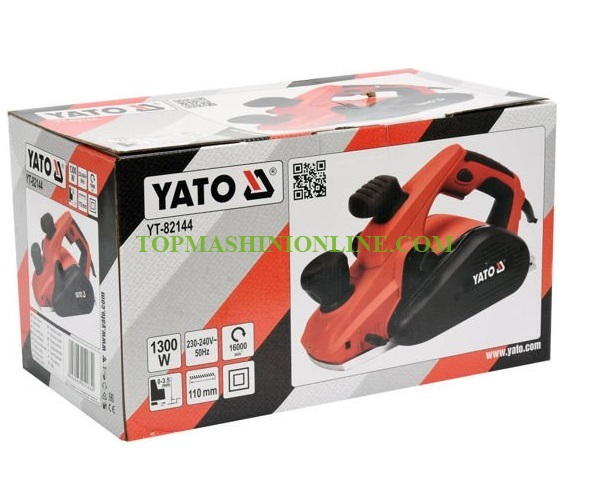 Електрическо ренде Yato YT-82144 1300 W, 110 мм, 0-3.5 мм image