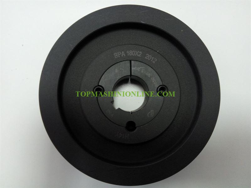 Двуремъчна шайба за компресор ABAC Ø 180/38 мм image
