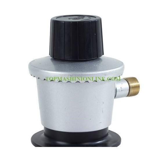 Газов калорифер Еinhell HGG 110 Niro 11.2 KW, 500 м³/ч + Редуцир вентил Jumbo за високо налягане, за пропан-бутан с кран IGT 0-2 bar image