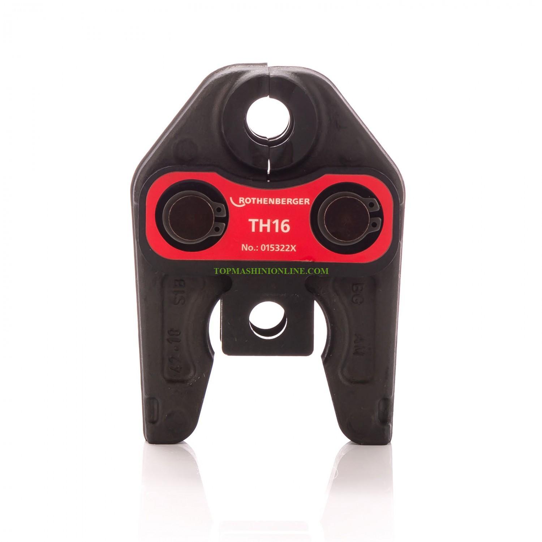 Клещи за пресфитинги за пресконтур TH Ø 16 мм Rothenberger Compact TH 16 015322X image