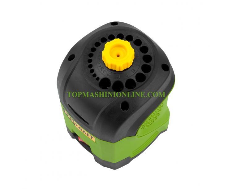Електрическа машина за заточване на свредла с диаметър 3-12 мм Procraft EBS420 с мощност 95 W image