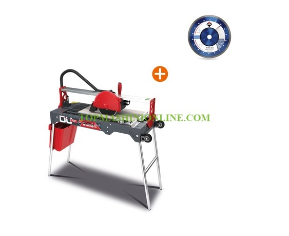 Електрическа машина за рязане на строителни материали Rubi DU-200 EVO 850 800 W, 85 см, Ø 200 мм, 54975 image