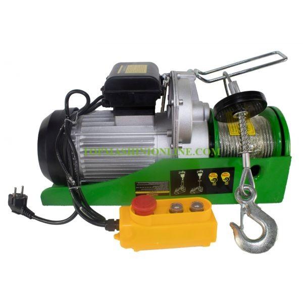 Електрически телфер Procraft TP1000 1600 W, 500-1000 кг, 6-12 м image