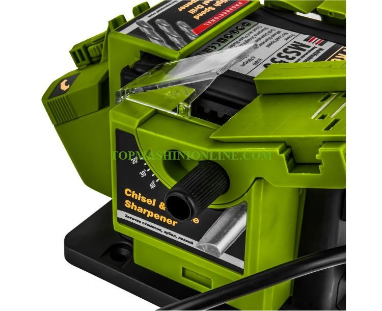 Универсална машина за заточване на ножове, свредла, ножици и инструменти с гъвкав вал Procraft MS350 65 W image