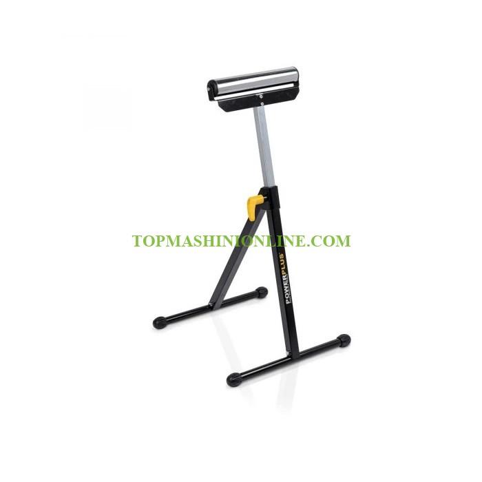 Телескопична стойка с ролка Power Plus POWX0700T 108 см, до 60 кг image