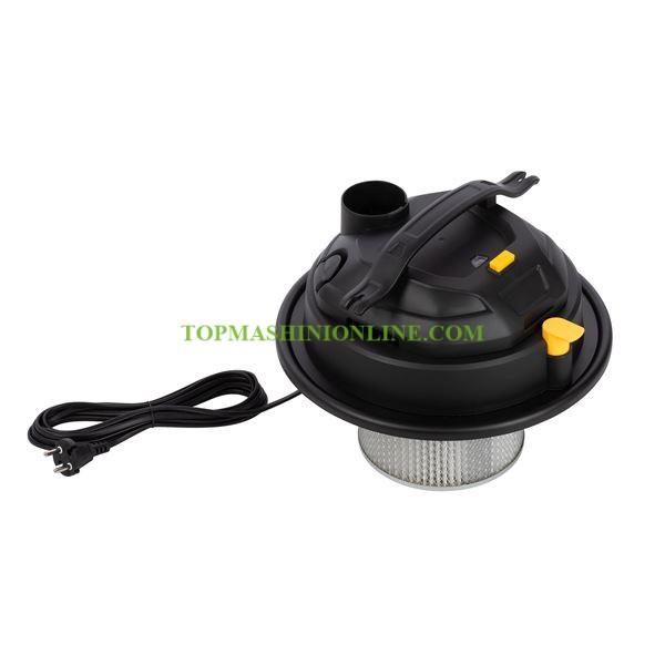 Прахосмукачка за пепел с НЕРА филтър Power Plus POWX312 1500 W, 20 л image