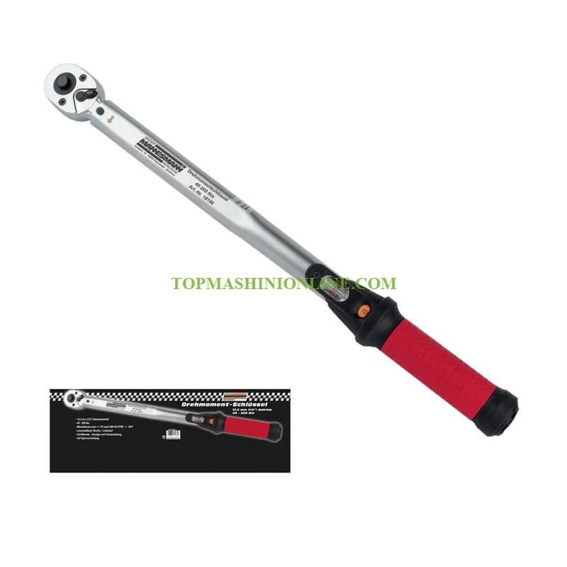 """Автоматичен динамометричен ключ Mannesmann M 18146 1/2"""", 40-200 Nm image"""
