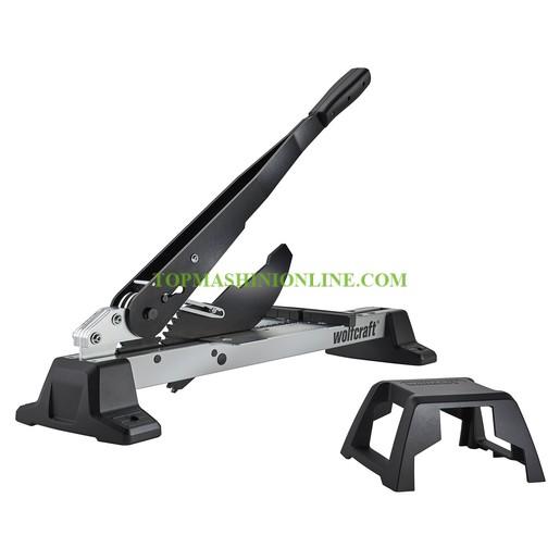 Лостова ножица за рязане на ламинат и винил Wolfcraft VLC 1000 Profi до 370x14 мм image