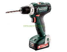 Акумулаторен винтоверт Metabo POWERMAXX BS 12 12 V, 2x2.0 Ah, Li-Ion, 40 Nm, 601036500 thumbnail image