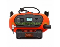 Портативен компресор Black&Decker BDCINF18N 230 V / 12 V / 18 V, 11 bar thumbnail image