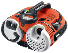Компресор автомобилен Black&Decker ASI500 12 V, 11.0 bar thumbnail image